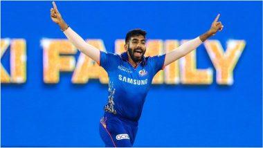 CSK vs MI IPL 2021 Match 30: मैदानात उतरताच Jasprit Bumrah ने लगावले अनोखे 'शतक', विराट-पोलार्डच्या क्लबमध्ये केला प्रवेश