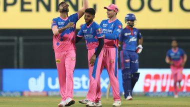 RR vs DC IPL 2021: Rishabh Pant एकटा झगडला, राजस्थानला विजयासाठी 148 धावांचे आव्हान