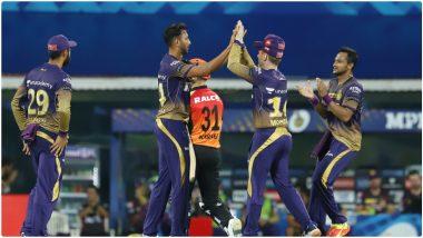 IPL 2021: KKR ची आयपीएल 14 मध्ये दणक्यात सुरुवात, SRH वर 10 धावांनी केली मात; मनीष पांडेचं अर्धशतक व्यर्थ