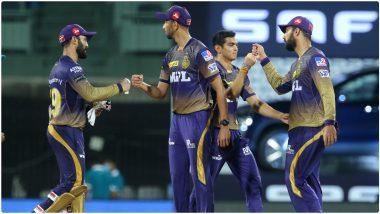 SRH vs KKR IPL 2021: कोलकाता नाईट रायडर्सने लागले विजयाचे शतक; CSK, मुंबई इंडियन्सच्या खास क्लबमध्ये सामील होणारी ठरली तिसरी टीम
