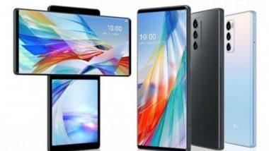 LG Wing स्मार्टफोन तब्बल 40 हजार रुपयांनी स्वत, मर्यादित कालावधीसाठी कंपनीने उपलब्ध केला स्टॉक