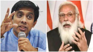 Mann Ki Baat: महाराष्ट्र कोविड टास्क फोर्स सदस्य डॉ. शशांक जोशी यांच्यासोबत पंतप्रधान नरेंद्र मोदी यांची 'मन की बात'