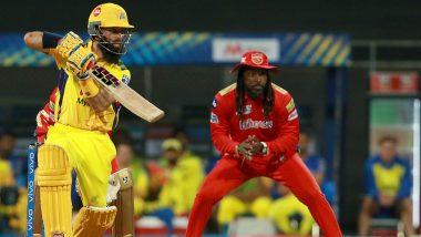 PBKS vs CSK IPL 2021: धोनीच्या सुपर किंग्सचं दणक्यात कमबॅक, पंजाब किंग्सवर 6 विकेटने केली मात