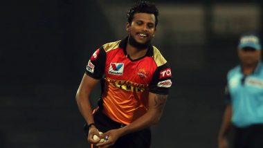 IPL 2021: दुखापतग्रस्त T Natarajan याच्या जागी सनरायझर्स हैदराबाद संघात'हे'3 तगडे ठरू उपयुक्त पर्याय