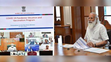 कोरोना विषाणूच्या वाढत्या संसर्गामुळे केंद्र सरकारची चिंता वाढली; पंतप्रधान नरेंद्र मोदी यांनी बोलवली उच्चस्तरीय बैठक