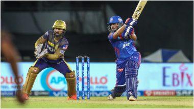 DC vs KKR IPL 2021 Match 25: Prithvi Shaw याचीजबरा फलंदाजी, दिल्लीकडून कोलकाताचा 7 विकेटने दारुण पराभव