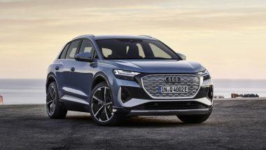 Audi ने लाँच केली सर्वात स्वस्त Electric Car; सिंगल चार्जमध्ये 520 किलोमीटर धावेल, जाणून घ्या किंमत आणि फिचर्स
