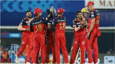 DC vs RCB, IPL 2021: शिमरॉन हेटमायरची तुफानी खेळी व्यर्थ, रॉयल चॅलेंजर्स बेंगलोर विरुद्ध सामन्यात दिल्ली कॅपिटल्सचा एका धावेने पराभव