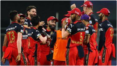 RCB vs RR IPL 2021 Match 16: रॉयल चॅलेंजर्स गोलंदाजांचा वेगवान मारा, राजस्थान रॉयल्सने दिले 178 धावांचे आव्हान