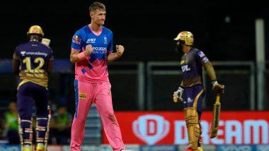 RR vs KKR IPL 2021 Match 18: Chris Morris याचा कोलकातावर हल्लाबोल,राजस्थान रॉयल्सला विजयासाठी 134 धावांचे लक्ष्य