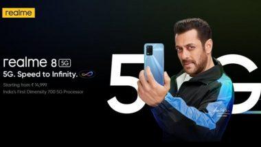 Realme 8 5G स्मार्टफोन भारतात लॉन्च, जाणून घ्या किंमतीसह खासियत