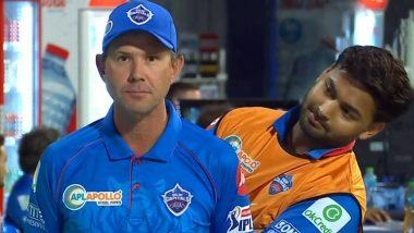 IPL 2021, KKR vs DC Qualifier 2: दिल्ली कॅपिटल्सचे प्रशिक्षक रिकी पाँटिंग यांना विश्वास, म्हणाले- यंदा 'हा' संघ बनू शकतो आयपीएल चॅम्पियन