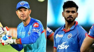 IPL 2021: Shreyas Iyer आता बनणार दिल्ली कॅपिटल्सचा 12वा खेळाडू? कोच Ricky Ponting यांच्या आमंत्रणावर DC कॅप्टनची मजेदार रिअक्शन (Watch Video)