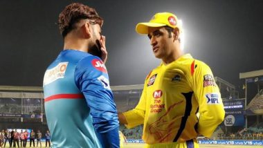 CSK vs DC IPL 2021: 'गुरु vs चेला, बहुत मजा आएगा!' एमएस धोनी-रिषभ पंत आयपीएल सामन्यात 'आमने-सामने', उत्साही Ravi Shastri यांनी केले मजेशीर ट्विट