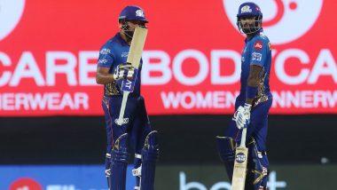 PBKS vs MI IPL 2021 Match 17:रोहित शर्माचे झुंजार अर्धशतक, हार्दिक पांड्याचा 'फ्लॉप शो'; पंजाबला विजयासाठी 132 धावांचं लक्ष्य