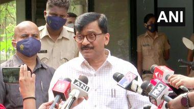 Sanjay Raut Criticizes BJP: भाजप लोकांचे मनोरंजन करीत असताना सिनेमागृह उघडण्याची काय गरज? शिवसेना खासदार संजय राऊत यांचे वक्तव्य