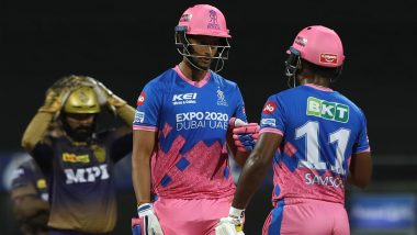 RR vs KKR IPL 2021 Match 18: मॉरिस-सॅमसनचा कोलकाताला दे धक्का, राजस्थान रॉयल्सचा 6 विकेटने विजय