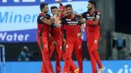 SRH vs RCB IPL 2021: Shahbaz Ahmed याची जादू, अटीतटीच्या सामन्यात विराटच्या चॅलेंजर्सचा'रॉयल' विजय, सनराझर्स हैदराबादवर 6 धावांनीं केली मात