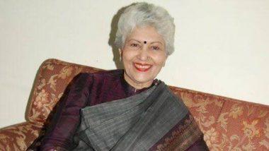 Actress Shashikala Jawalkar Passes Away: अभिनेत्री शशिकला जवळकर यांचे निधन, वयाच्या 88 व्या वर्षी घेतला अखेरचा श्वास