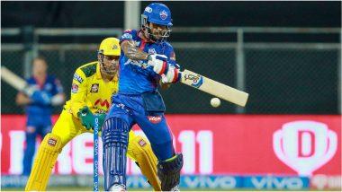 CSK vs DC IPL 2021 Match 2: शिखर धवनचे धमाकेदार अर्धशतकाने दिल्लीची झोक्यात सुरुवात, चेन्नईवर 7 विकेट्सने केली मात
