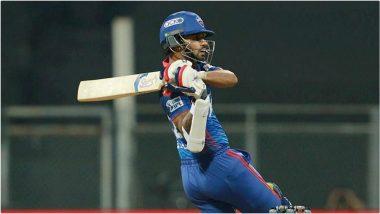 IPL 2021, DC vs RR: कार्तिक त्यागीचा दिल्लीला पहिला झटका, अप्रतिम चेंडूने उडवला Shikhar Dhawan चा त्रिफळा