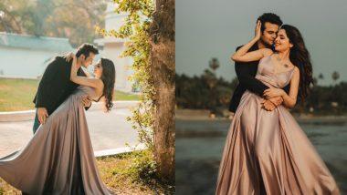 Sugandha Mishra And Sanket Bhosale Got Engaged: सुगंधा मिश्रा-संकेत भोसले यांचा साखरपुडा संपन्न; फोटो शेअर करत दिली आनंदवार्ता (See Pics)