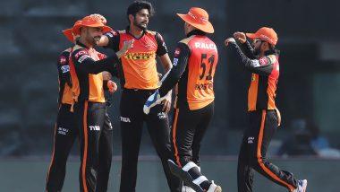 PBKS vs SRH IPL 2021: सनरायझर्स गोलंदाज चमकले, पंजाब किंग्सचा निर्णय फसला; हैदराबादला विजयासाठी 121 धावांचे माफक आव्हान
