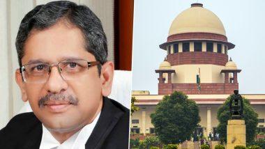 Justice NV Ramana कोण आहेत? जाणून घ्या भारताच्या 48 व्या सरन्यायधीशांच्या न्यायप्रक्रियेतील कारकीर्दी बाबत
