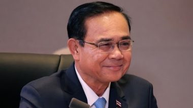 Thailand: थायलंडच्या पंतप्रधानांनी केले कोरोना निर्बंधांचे उल्लंघन; मास्क न घातल्याने पोलिसांनी ठोठावला 14 हजाराचा दंड