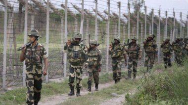 भारताचा दिलदारपणा! पाकिस्तानी मुलाने नकळत ओलांडली सीमा; BSF जवानांनी चॉकलेट देऊन पाठवलं मायदेशी