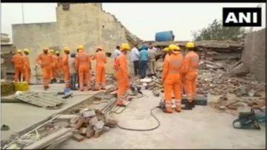 Punjab: लुधियानाच्या गीसपुरा डाबा येथील कारखान्याचा काही भाग कोसळल्याने 3 जणांचा मृत्यू, तर 10 जण जखमी