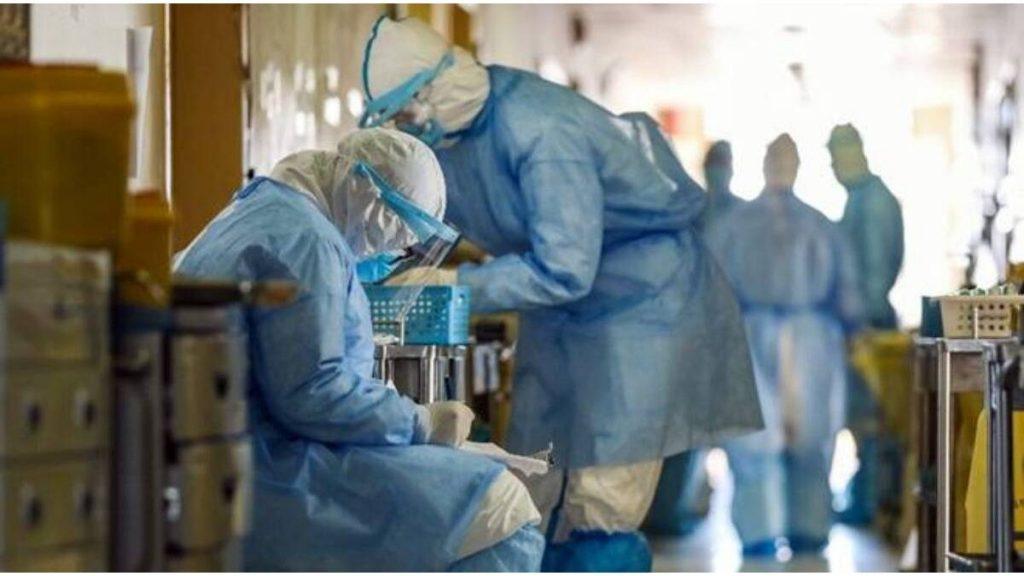 India COVID19 Cases: भारतात गेल्या 24 तासात 2,61,500 नवे कोरोना रुग्ण, तर 1,501 जणांचा मृत्यू