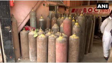 Oxygen Shortage in Delhi: दिल्लीतील जयपूर गोल्डन रुग्णालयात ऑक्सिजनअभावी 20 रुग्णांचा मृत्यू