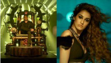 Radhe: Salman Khan आणि Disha Patani चे रोमँटिक गाणे 'सीटी मार' 'या' दिवशी होणार रिलीज