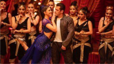Dil De Diya Song Video Out: Salman Khan आणि Jacqueline Fernandez च्या रोमँटिक केमिस्ट्रीसह 'Radhe' चित्रपटातील दुसरे गाणं रिलीज; पहा व्हिडिओ
