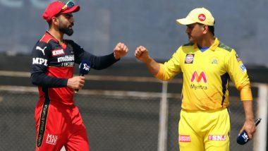 RCB vs CSK IPL 2021 Predicted Playing XI: आकडे देतात धोनीची साथ, विराटला करावा लागणार पलटवार; पाहा चेन्नई व बेंगलोरचा संभावित प्लेइंग इलेव्हन
