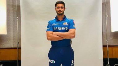 'IPL 2021 लिलावात झहीर खानने नाव घेतलं व माझ्या डोळ्यात अश्रू आले,' मुंबई इंडियन्सच्या युवा गोलंदाजानेने सांगितला भावनिक अनुभव