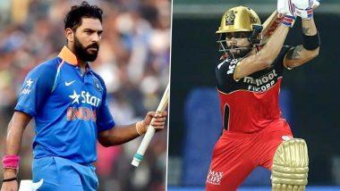 IPL 2021: विराट कोहलीच्या निर्णयावर युवराज सिंहने उपस्थित केले प्रश्नचिन्ह, RCB कॅप्टनने दिले स्पष्टीकरण