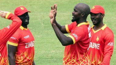 ZIM vs PAK 2nd T20I: झिम्बाब्वेने मिळवला ऐतिहासिक विजय, पाकिस्तान संघाला 99 धावांवर ढेर करत मालिकेत केली 1-1 ने बरोबरी