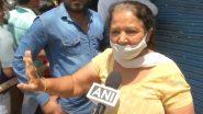 Woman Buys Liquor in Delhi: 'हमारे को दवाओं से नहीं, पेग से असर होगा'; दिल्लीत दारू खरेदीसाठी आलेल्या महिलेचा अजब दावा, Watch Video