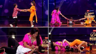 Dance Deewane 3 च्या सेटवर एका स्पर्धकासाठी Bharti Singh आणि Nora Fatehi एकमेकींना भिडल्या, व्हायरल व्हिडिओ पाहून तुम्हीही व्हाल लोटपोट