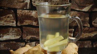 Ginger Water Benefits: वजन कमी करणे ते मधुमेहावर नियंत्रण मिळवण्यासाठी उपयुक्त आहे आल्याचे पाणी, जाणून घ्या फायदे
