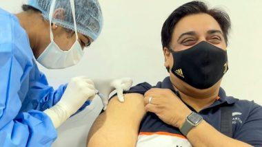 Ram Kapoor ने घेतला कोरोनाचा डोस, लस घेताना अभिनेत्याने केले असे काही जे पाहून नर्ससह डॉक्टरांचेही झाले मनोरंजन, Watch Video