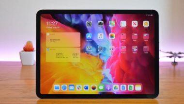 Apple कंपनीकडून लॉन्च केला जाणार मिनी एलईडी स्क्रिनसह iPad Pro, रिपोर्ट्समधून खुलासा