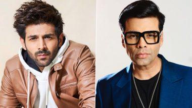 Kartik Aaryan आणि Karan Johar मध्ये मोठा वाद; 'Dostana 2' मधून अभिनेत्याला डच्चू- Reports