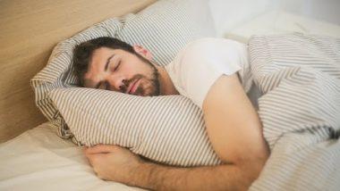 पुरुषांनी रात्री घट्ट अंडरवेयरघालून झोपू नये, अन्यथा होऊ शकतात 'या' समस्या