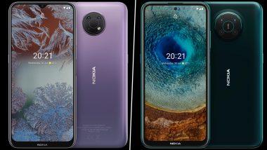 Nokia X10 आणि NokiaX20 स्मार्टफोन 5G सपोर्टसह लॉन्च, जाणून घ्या किंमतीसह खासियत