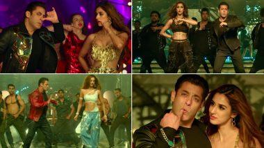 Radhe Song Seeti Maar: 'राधे' सिनेमातील Salman Khan, Disha Patani यांच्या धमाकेदार अंदाजातील 'सीटी मार' गाणं प्रदर्शित (Watch Video)