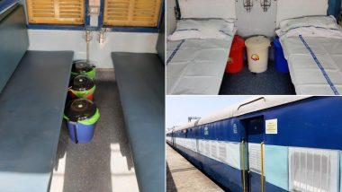 पश्चिम रेल्वेकडे 386 आयसोलेशन कोचेच उपलब्ध, त्यापैकी 128 मुंबई विभागात- CPRO