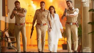 Sooryavanshi: रोहित शेट्टीने अक्षय कुमारचा चित्रपट मुख्यमंत्री उद्धव ठाकरे यांच्यासोबत बातचीत करुन पुढे ढकलला